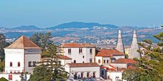 Palacio Nacional de Sintra Images libres de droits