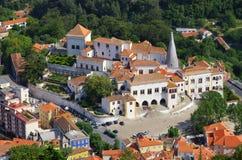 Palacio Nacional de Sintra Royalty Free Stock Image