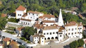 Palacio Nacional de Sintra Royalty Free Stock Photos
