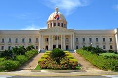 Palacio Nacional in Santo Domingo Stock Foto's