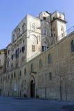 Palacio normando Imagen de archivo