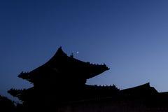Palacio oriental Imagenes de archivo