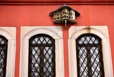 Palacio original del pájaro del otomano Fotos de archivo