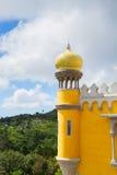 Palacio Pena, Sintra, Πορτογαλία Στοκ φωτογραφία με δικαίωμα ελεύθερης χρήσης