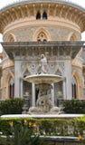 Palacio portugués adornado Imágenes de archivo libres de regalías