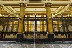 Palacio postal photographie stock