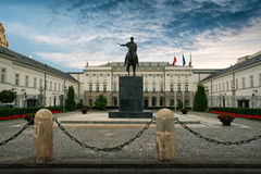 Palacio presidencial Foto de archivo