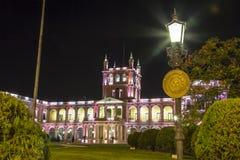 Palacio presidencial de López Capital de Asuncion, Paraguay Imágenes de archivo libres de regalías