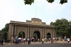 Palacio presidencial en China fotografía de archivo
