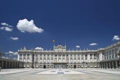 Palacio réel Photo libre de droits