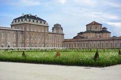 Palacio real Fotografía de archivo