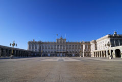 Palacio Real Stock Images