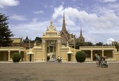 Palacio real Imagen de archivo