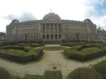 Palacio real de Bélgica Imagen de archivo