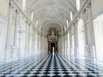 Palacio real de Reggia di venaria en Turín Italia Imagen de archivo