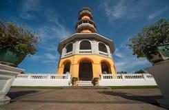 Palacio real del dolor de la explosión Imagen de archivo libre de regalías