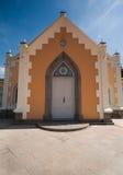 Palacio real del dolor de la explosión Fotos de archivo