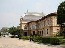 Palacio real en Bangkok Fotografía de archivo