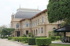 Palacio real en Bangkok imagenes de archivo