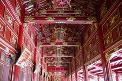 Palacio real en tonalidad, Vietnam fotos de archivo libres de regalías