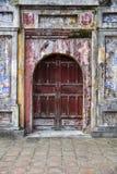 Palacio real en tonalidad, Vietnam imagenes de archivo