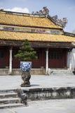 Palacio real en tonalidad, Vietnam fotografía de archivo