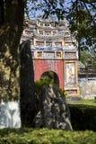 Palacio real en tonalidad, Vietnam foto de archivo libre de regalías