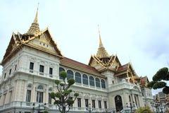 Palacio real tailandés Imágenes de archivo libres de regalías