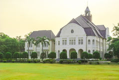 Palacio real tailandés Fotografía de archivo