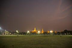Palacio real tailandés Imagen de archivo libre de regalías