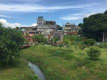 Palacio Rio Branco, Manaus photographie stock