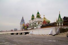Palacio ruso antiguo Foto de archivo