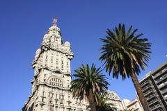Palacio Salvo. The Palacio Salvo in Montevideo, Uruguay Royalty Free Stock Photo