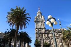 Palacio Salvo. The Palacio Salvo in Montevideo, Uruguay Royalty Free Stock Images