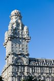 Palacio Salvo in Montevideo. Uruguay Royalty Free Stock Photos