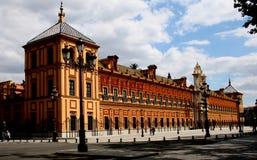 Palacio San Telmo Photo libre de droits