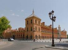 Palacio san Telmo Seville Spain Stock Photo
