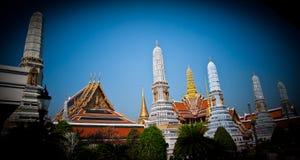 Palacio tailandés 2011 Fotos de archivo