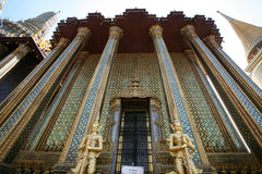 Palacio tailandés real de Phya Imagen de archivo libre de regalías
