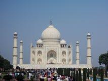 Palacio Taj Mahal Imagen de archivo