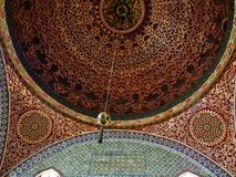 Palacio Topkapi del harén imagenes de archivo