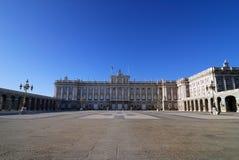 Palacio verdadero Imagenes de archivo