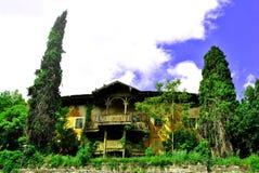 Palacio viejo Fotos de archivo libres de regalías