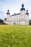 Palacio Vrchlabi Imagen de archivo libre de regalías