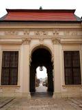 Palacios de Viena foto de archivo libre de regalías