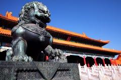 Palacios imperiales en Pekín Fotos de archivo