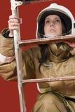 palacza dziewczyny mundur na piętrze obrazy royalty free