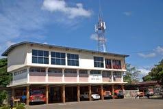 Palacze Stacjonują w David - Panamska republika Zdjęcie Stock