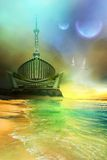 paladin planeta royalty ilustracja