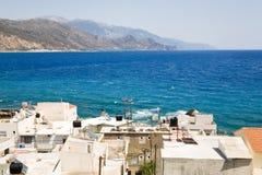 Palaiochora, Crete Royalty Free Stock Photo